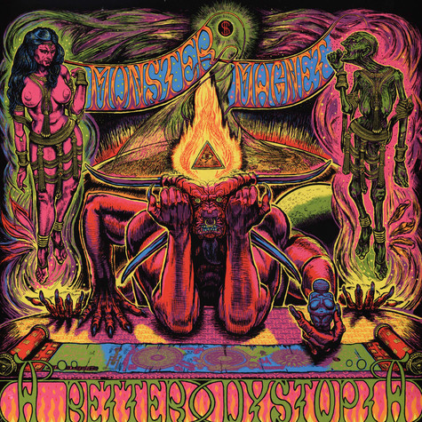 Monster Magnet - A Better Dystopia