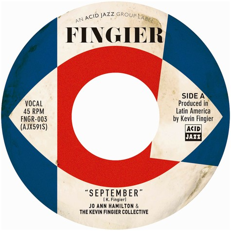 Jo Ann Hamilton & The Kevin Fingier Collective - September / I Love Without A Love