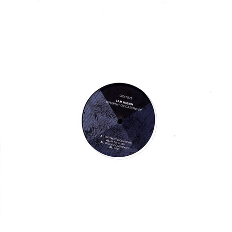 Sam Haskin - Different Occasions EP