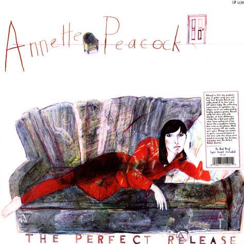 Annette Peacock - Perfect Release