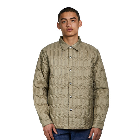 Stüssy - Quilted Insulated LS Shirt