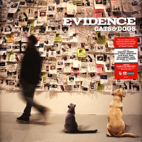 Evidence of Dilated Peoples - Cats & Dogs