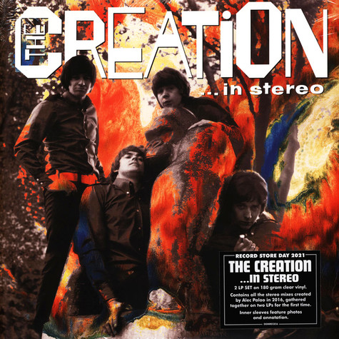 Creation, The - ...In Stereo Clear Record Store Day 2021 Edition