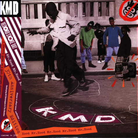 KMD - Mr. Hood: 30th Anniversary Edition Record Store Day 2021 Edition