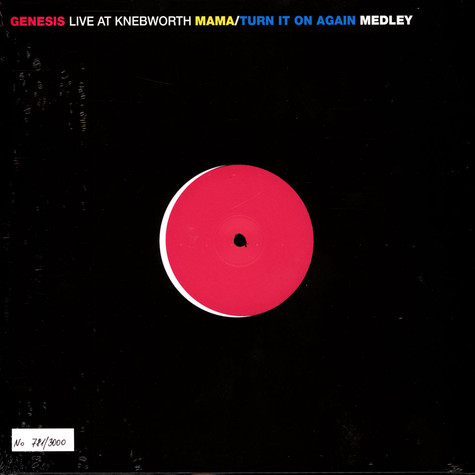 Genesis - Live At Knebworth Record Store Day 2021 Edition