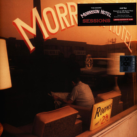 Doors, The - Morrison Hotel Sessions Record Store Day 2021 Edition