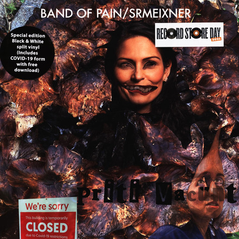Band Of Pain / Sr Meixner - Priti Deceit Record Store Day 2021 Edition