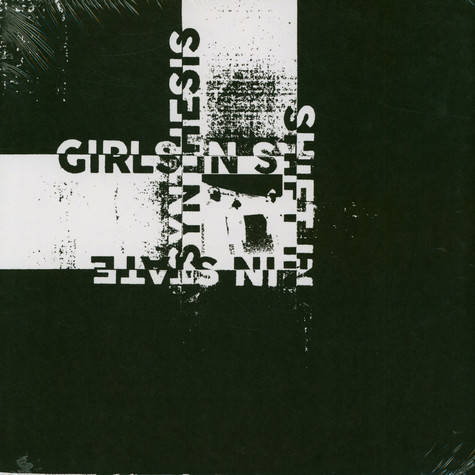 Girls In Synthesis - Shift In State White In Black Record Store Day 2021 Edition