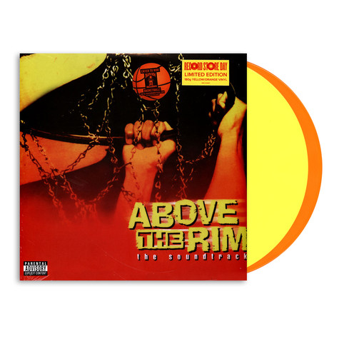 V.A. - OST Above The Rim Record Store Day 2021 Edition