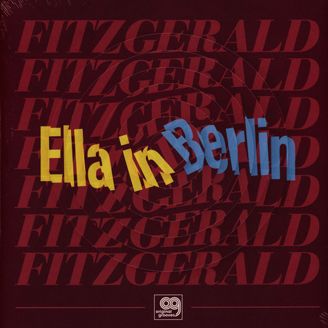 Ella Fitzgerald - Original Grooves: Ella In Berlin: Mack The Knife / Summertime Record Store Day 2021 Edition