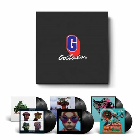 Gorillaz - G Collection Record Store Day 2021 Edition