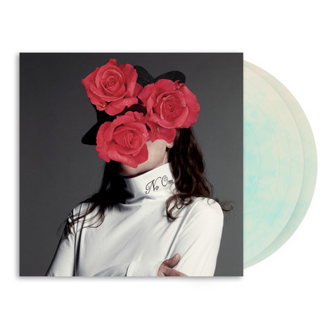 Leslie Winer - When I Hit You You'll Feel It Blue Vinyl Edition
