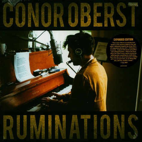 Conor Oberst - Ruminations Record Store Day 2021 Edition