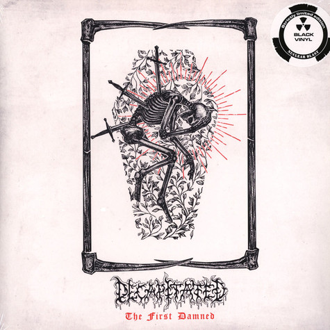 Decapitated - The First Damned Black Vinyl Edition