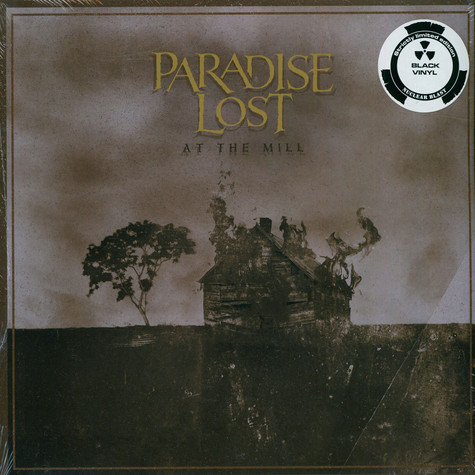 Paradise Lost - At The Mill Black Vinyl Edition