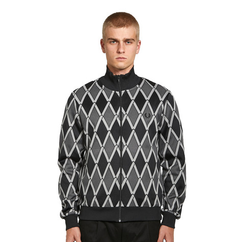 Fred Perry - Harlequin Track Jacket
