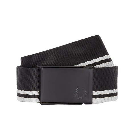 Fred Perry - Tipped Webbing Belt