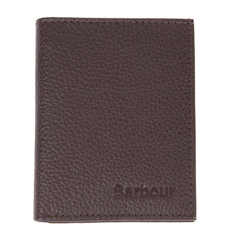 Barbour - Am Leather ID Billfold Coin Wallet