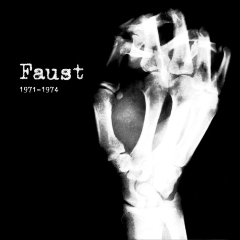Faust - Boxset 1971-1974 - 50 Years Of Faust
