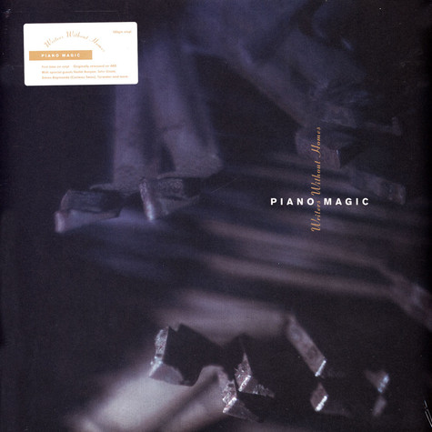 Piano Magic - Writers Without Homes