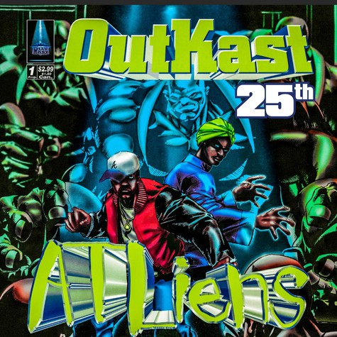 OutKast - ATLiens 25th Anniversary Deluxe Edition