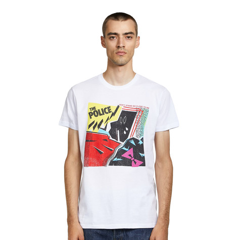 Police, The - Don't Stand T-Shirt