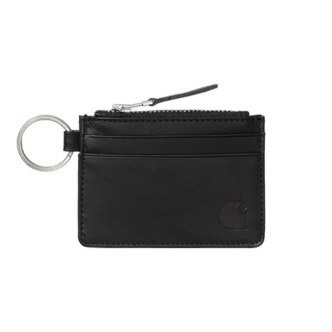 Carhartt WIP - Leather Wallet With m Ring