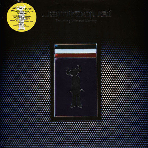 Jamiroquai - Travelling Without Moving 25th Anniversary Edition