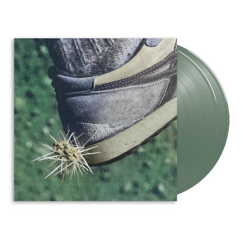 Ross From Friends - Tread HHV Exclusive Green Vinyl Edition