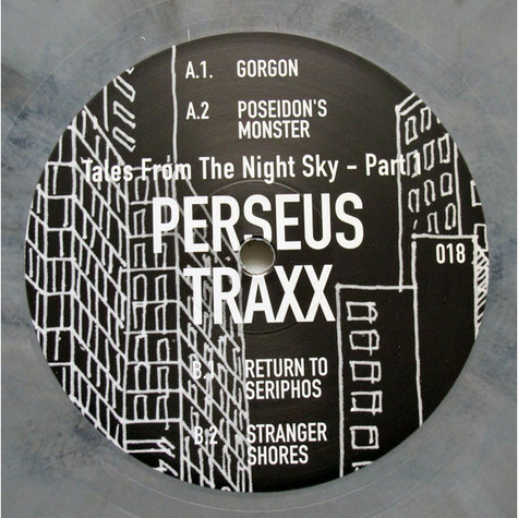 Perseus Traxx - Tales From The Night Sky - Part 1