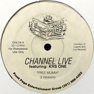 Channel Live Featuring KRS-One - Free Mumia