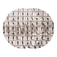 Sicmats - B-Boy Breakdowns Design Slipmat