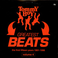 Tommy Boy - Tommy boy's greatest beats vol. 4