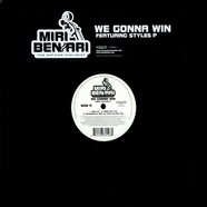 Miri Ben-Ari - We gonna win feat. Styles P