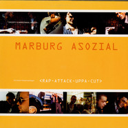 Marburg Asozial - Rap-Attack-Uppa-Cut