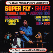 Cecil Holmes Soulful Sounds - The black motion picture experience