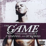 Game of G-Unit - Untold story volume 2 - chopped and screwed