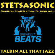 Stetsasonic - Talkin' All That Jazz (Remixes Pt. 1)