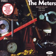 Meters, The - The Meters (Cissy Strut) Colored Vinyl Edition