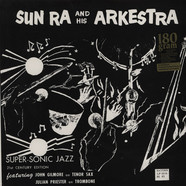 Sun Ra And His Arkestra - Super-Sonic Jazz