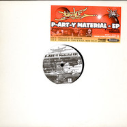 Fabster - P-Art-Y Material-EP