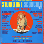 V.A. - Studio one scorcher volume 2