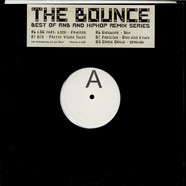 V.A. - The bounce - best of RnB and Hiphop remix series