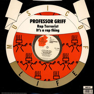Professor Griff - It's A Rap Thing