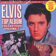 Elvis Presley - Top album collection volume 1