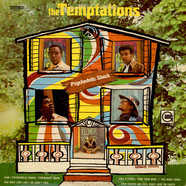 Temptations, The - Psychedelic Shack