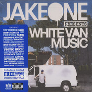 Jake One - White van music