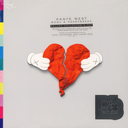 Kanye West - 808s & heartbreak Deluxe Collectors Set