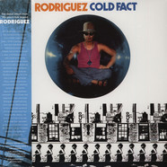 Rodriguez - Cold Fact Black Vinyl Edition