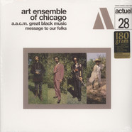 Art Ensemble Of Chicago - Message To Our Folks
